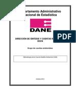 DANE cuentas ambientales 2012.pdf