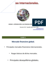3. Mercado Financiero Global.