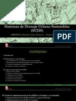 Sistemas de Drenaje Urbano Sostenibles (SUDS)