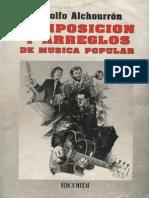 Composicion y Arreglos de Musica Popular Rodolfo Alchourron-libre