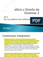 5. Continuos Integration