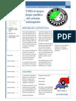 Taller 2 Bolentin Publisher Juan Esteban Giraldo Soto 9E