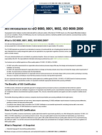An Introduction to ISO 9000, 9001, 9002, ISO 9000_2000