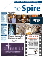 The Spire February 2 2015 Interactive