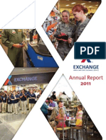 AAFES Annual Report 2011 PDF