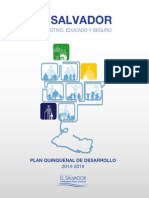 PQD 2014-2019. El Salvador Productivo, Educado y Seguro