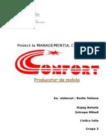Proiect La Managementul Comertulu1