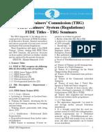 02 FTS Regulations