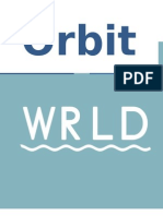 example review wrld - orbit
