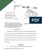 Harper Lee Lawsuit
