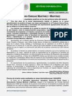 Sintesis de Noticias SAGARPA 3 Feb 2015