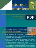 Entornos Económicos