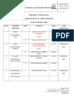Cercurile Pedagogice 2014-2015 Len