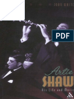 Artie Shaw - His Life and Music