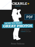 SAMPLE How to Take Great Photos Peter Tellone