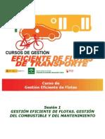 Gesflot 2010 Sesion 1 Transporte de Mercancias