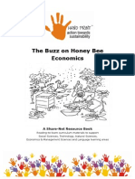 The Buzz on Honey Bee Economics - Teacher Handbook for School Gardening; Gardening Guidebook