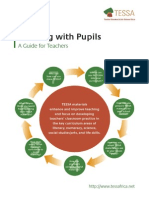 Teacher Resource Guidebook - Working with Pupils