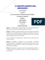 CÓDIGO DISCIPLINARIO DEL ABOGADO.doc