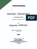 -A Chapuis Fantaisie Concertante