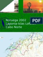 Viaje a Laponia - Cabo Norte