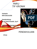 Case PPOK
