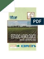 Estudio Agrolog Region Metropol Ciren