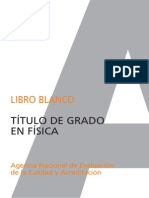 Libro blanco de física