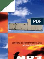 Centrali Di Trattamento Aria Air Handling Units
