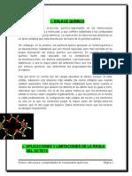 Quimica tercera Unidad ing. civl