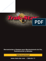 HOUGEN Trak-Star Spanish Catalog