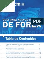 03 Guia Para Nuevos Clientes FOREX