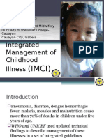 Integrated Management of Childhood Illness (Course Audit)