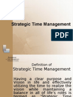 Stratigic+Time+Management