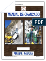Manual de Chancado Rosaura