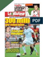 LE BUTEUR PDF du 20/01/2010