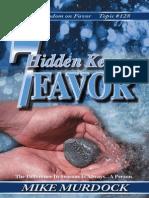 7 Hidden Keys to Favor