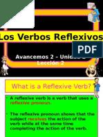 Reflexive PPT