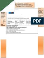 Sesión de aprendizaje PCR
