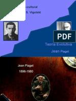 Piaget y Vigotzki