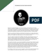 Biografia de Santiago Bovisio