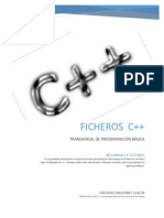 FICHEROS EN C++