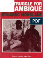 Eduardo Mondlane, The Struggle for Mozambique, 1969 (5th Chapter)