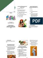 Leaflet Kesehatan Lansia