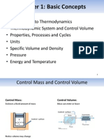 Basic Concept Thermodynamics