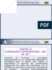 Supervision -Interventoria Morales 2013