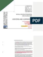 Draft Amendments Design Centers Corridors
