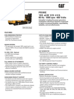 C9 Spec Sheet