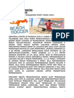 SEPAKBOLA PANTAI (beach soccer)