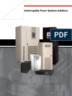 UPS Products Brochure